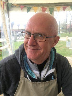 Steve Packham Manager Bledington